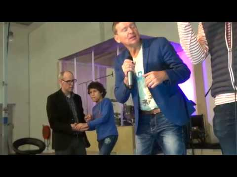 10 year old autistic boy begins to speak for first time after prayer - John Mellor Healing Ministry