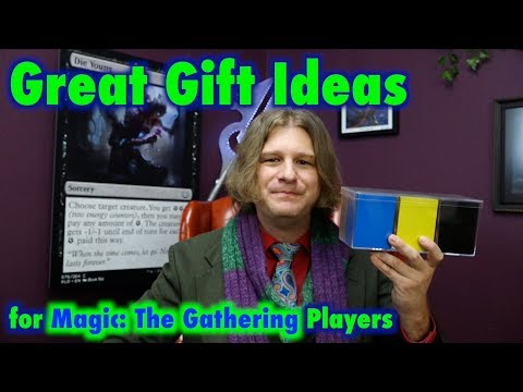 MTG - Great Gift Ideas for Magic: The Gathering Players