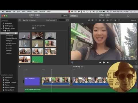 iMovie & Garagband Video Integration Tutorial