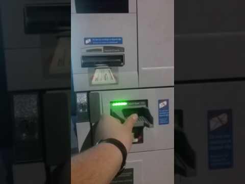 Bank of America ATM Deposit
