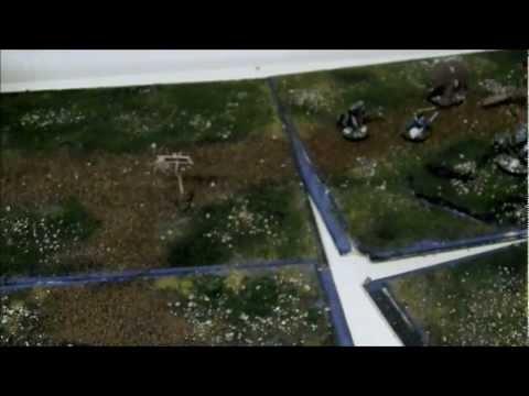 Modular Terrain Board - Wargaming Miniatures- Lord of the Rings -Warhammer