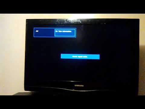 How to conect an dvd player to your smart samsung tv