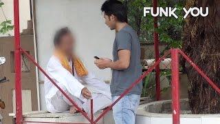 Fake Pandit Exposed Social Experiment! - Funk You (Prank in India)