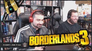 Download AngryJoe & Boogie2988 Preview Borderlands 3! Video