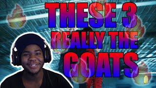 Lil Durk - 3 Headed Goat ft. Lil Baby & Polo G (Dir. by @_ColeBennett_) - REACTION !!!