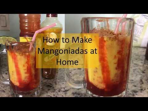 How to make Mangonada (English Version)