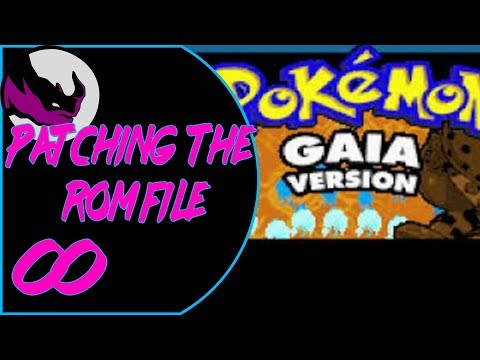 Pokemon Gaia Playthrough - 00 - Patching the Rom File