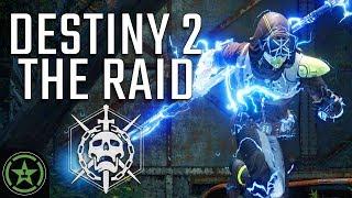 Achievement Hunter Live Stream - Destiny 2: The Raid - World