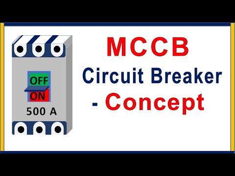 MCCB Circuit Breaker working concept tutorial