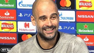Pep Guardiola Full Pre-Match Press Conference - Manchester City v Tottenham - Champions League