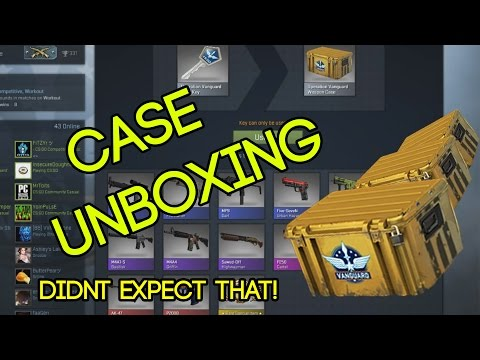 CS:GO - Unboxing! - Didn't expect that!