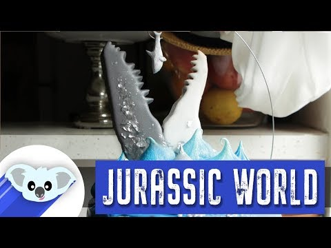 Jurassic World Cake | How To