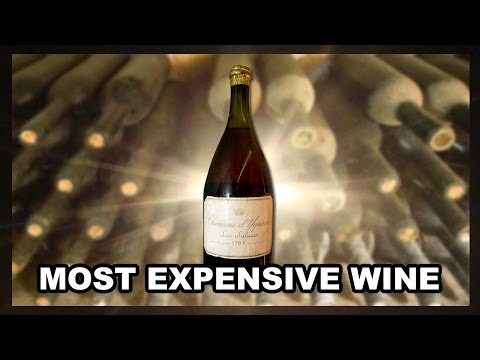 Some Dude Bought the Most Expensive Wine in the World! - Food Feeder