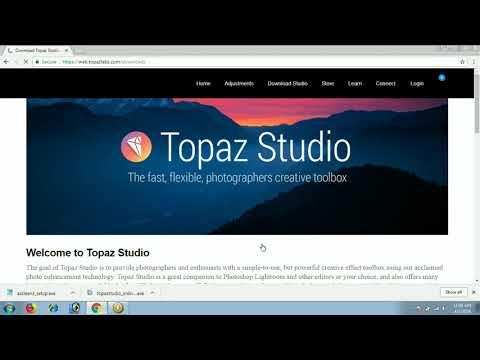 How to Topaz plugins download & installation (32 bit/64 bit ) tutorial