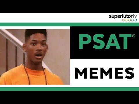 PSAT Memes