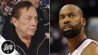 Donald Sterling once thought he was yelling at Baron Davis, but wasn't - Ramona Shelburne   The Jump
