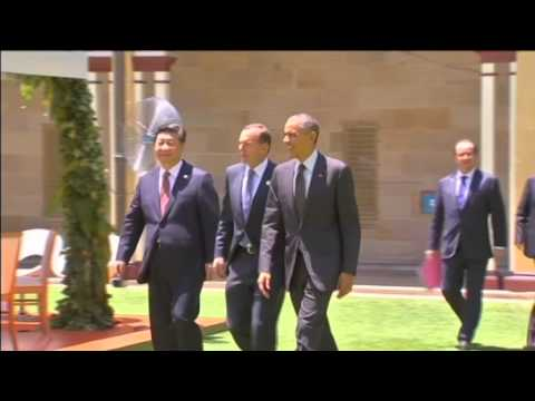 Europe At G20 Calls On Russia To Stop: G20 summit takes place in Brisbane