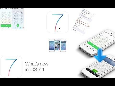 All The New Tweaks Apple Made In iOS 7.1