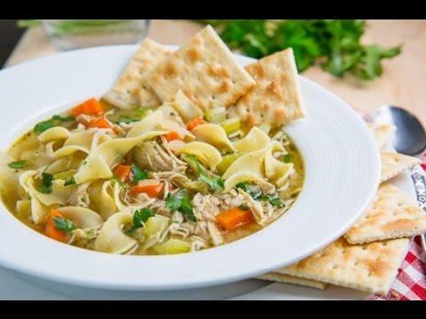 Turkey noodle soup recipe carcass
