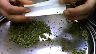 1000watts Magazine How To Roll A Joint