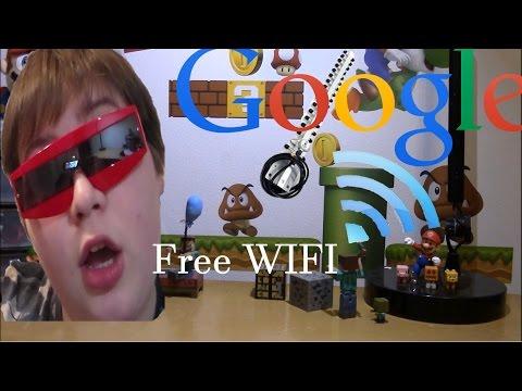How to get Free WiFi & Internet Alfa  LONG RANGE Booster + 18dBi YAGI