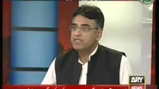 My son is fan of Asad Umar & supporting PTI,      Rauf Klasra Must Watch
