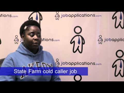 State Farm Interview - Cold Caller