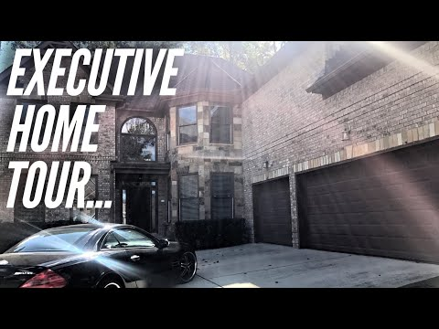 Executive Home Tour | House Hunting With Business Credit #CEOLifestyle VLOG