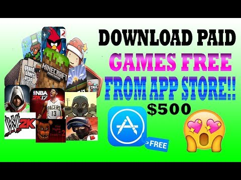 iOS 11 : Get PAID Apps/Games for FREE (NO JAILBREAK) (NO COMPUTER) on iPhone, iPad, iPod ( iOS 10)