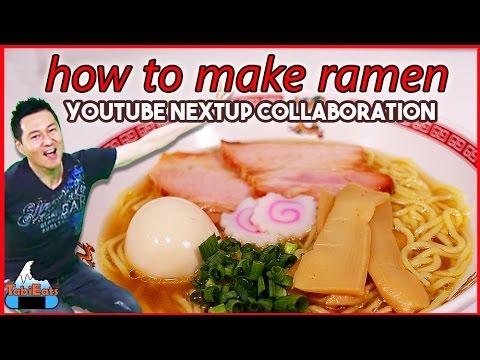 How to Make Shoyu Ramen (RECIPE) Collaboration