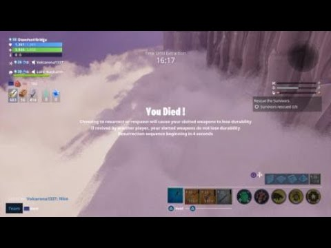 Funniest thing to ever happen in Fortnite