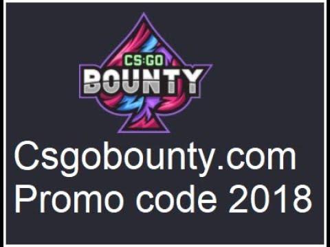 Csgobounty.com promo code 2018