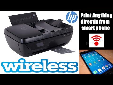 HP DeskJet Ink Advantage 3835 Printer Setup & Unboxing #1