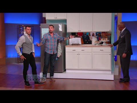 Three easy ways to upgrade your kitchen    STEVE HARVEY