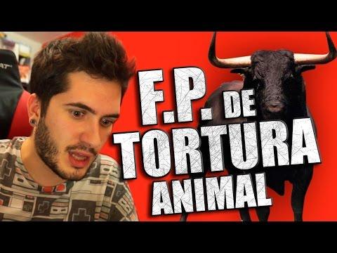 Formación profesional para maltratar animales