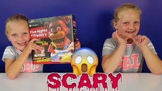 SCARY Five Nights at Freddy