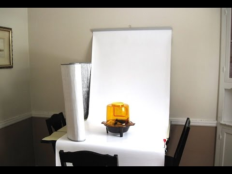 How to Make an Easy Product Photography Booth - Selling on Etsy, eBay, Facebook