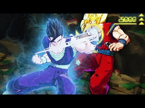 High LVL Competitive Ranked (TOP 1 IN THE BETA) ONLINE Ranked Match! Dragon Ball FighterZ GAMEPLAY