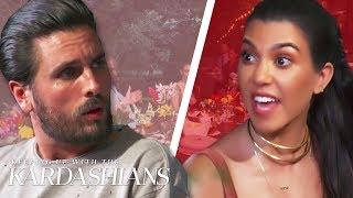 Kardashian Family Feuds: Storm Off Edition   KUWTK   E!
