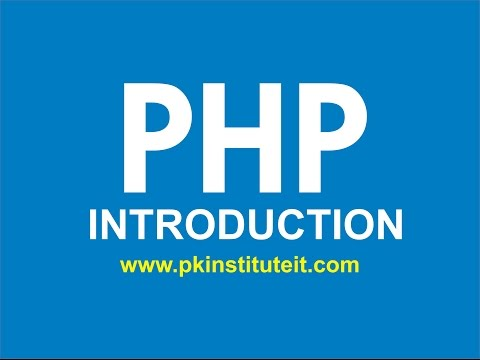 php introduction in urdu and hindi with urdu tutorial
