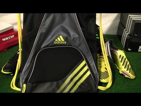 Free Adidas Sackpack with the Purchase of Adidas Soccer Cleats Over $75 - SoccerPro.com