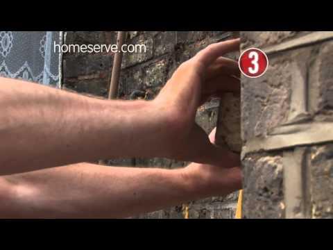 How To Repair Damaged Brick Work
