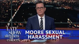 One Week Older, Moore Sexual Harassment