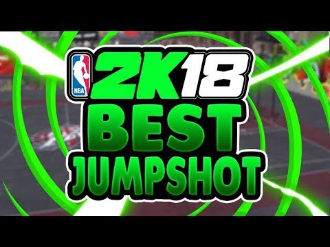 NBA 2K18 BEST JUMPSHOT! THE MOST CONSISTENT JUMPSHOT IN NBA 2K18! INFINITE GREEN RELEASES!