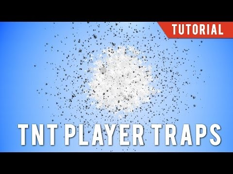 Quick And Evil: TNT Player Traps And Bombs