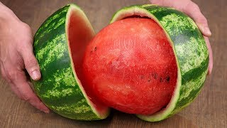 4 Awesome Life Hacks with Watermelon