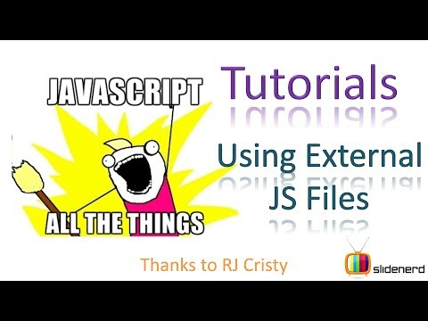 4 Include External JavaScript Files |