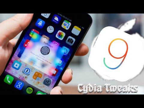BRAND NEW : Top 10 Cydia Tweaks for iOS 9 - iOS 9.0.2 Pangu Jailbreak Compatible!