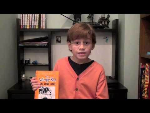 Book Report Wimpy Book Commercial