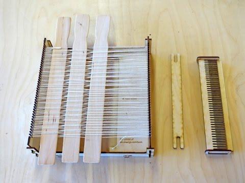 How to make a Fab Loom